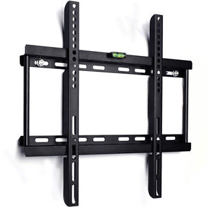 tv wall mount bracket for samsung panasonic toshiba 30 32 37 40 42 55 inch 9010 ebay. Black Bedroom Furniture Sets. Home Design Ideas