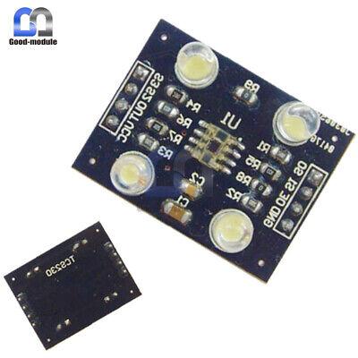 3v 5v Tcs230 Tcs3200 Color Recognition Sensor Detector Module For Mcu Arduino