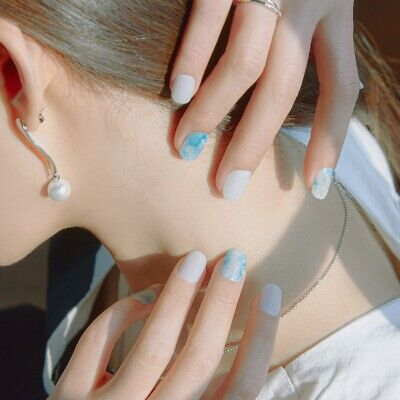 [ohora] Self Gel nail art patch 30pcs K-beauty N Winni nails