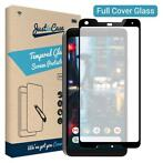 Just in Case Full Cover Tempered Glass Google Pixel 2 XL Zwa
