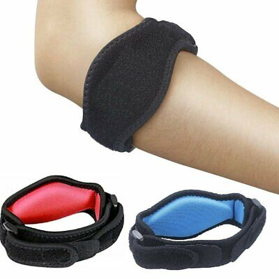 Elbow Support Compression Strap Brace Sleeve For Tennis Golfer Tendonitis Relief Health & Beauty