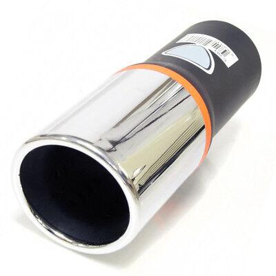Exhaust Tip Trim Pipe Tail For Citroen C2 C3 Picasso C4 C5 C6 C8 Berlingo Saxo