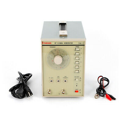 Rf Signal Generator High Frequency Radio Frequency 100khz-150mhz 600 2.5kg