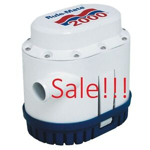 Rule-Mate-RM2000-2000-gph-Automatic-Bilge-Pump-New
