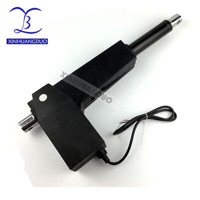 2-10inch Stroke Linear Actuator12v 24v 8000n800kg Load Push Rod Reforcement