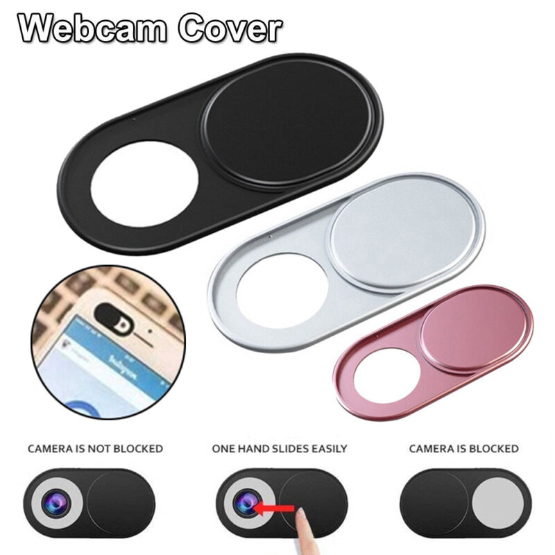 Protect Metal Webcam Cover for Laptop Tablet Phone Shutter Camera Slider