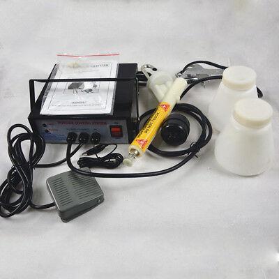 Us Powder Coating Machine Coating System Paint Gun Coat Pc03-5 Easy To Operat