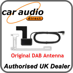 KENWOOD-JVC-DAB-A1-Interior-Windscreen-Screen-Glass-mount-Car-Aerial-Antenna-New