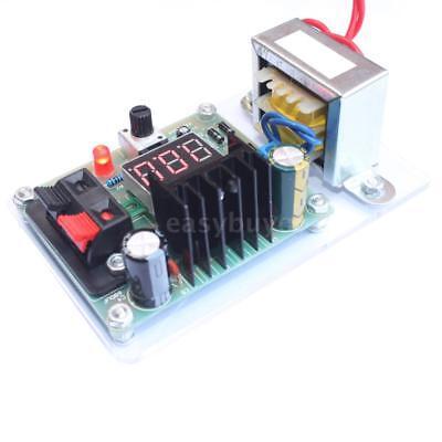 1.25V-12V Continuously Adjustable Regulated Power Supply DIY Kit w/Transforme