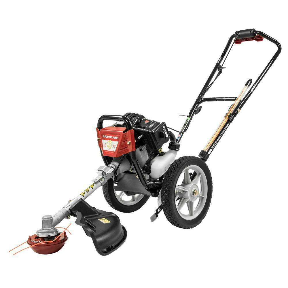 Southland String Trimmer Mower Walk Behind 17 In  43cc