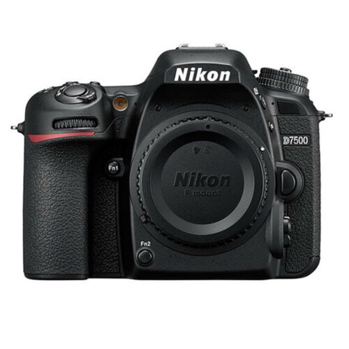 как выглядит Фотоаппарат Nikon D7500 20.9MP DX-Format CMOS Sensor Digital SLR Body фото