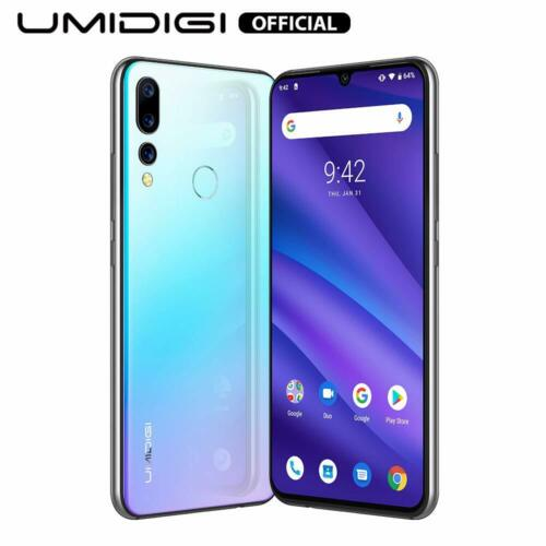 Android Phone - UMIDIGI A5 PRO Android 9.0 Smartphone Unlocked Octa Core 6.3'' 4GB+32GB Phones