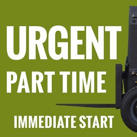 Part-Time Warehouse Operative in HALSTEAD ESSEX - 2 Days A Week