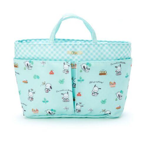 Pochacco Sanrio Happy Spring Organizer Handbag Pouch-in-Bag Storage Pocket