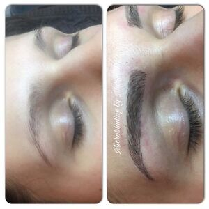 MICROBLADING EYEBROWS ($50 off January special) Cambridge Kitchener Area image 5