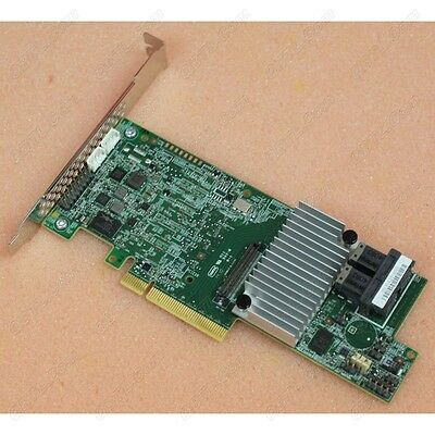New Sealed LSI 9361-8i SAS SATA PCI-E 12Gb RAID Card LSI00417 US-SameDayShip
