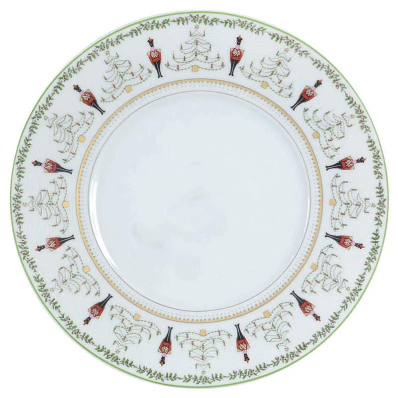 Bernardaud Grenadiers Salad Plate 29636