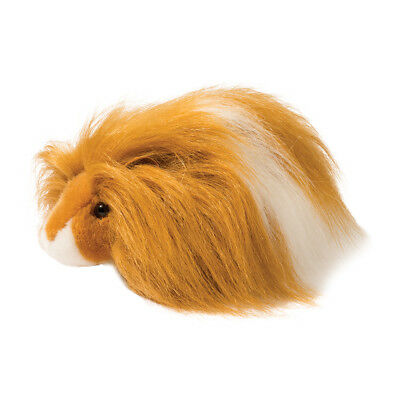 OTIS Long-Haired GUINEA PIG stuffed animal Douglas Cuddle plush 8