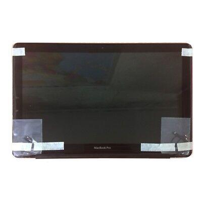 PANTALLA LCD COMPLETA + CARCASA APPLE MACBOOK PRO A1278 MC700 MD101 MD102 segunda mano  Embacar hacia Argentina