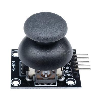 5pcs 5pin Joystick Breakout Module Shield Ps2 Joystick Game Controller