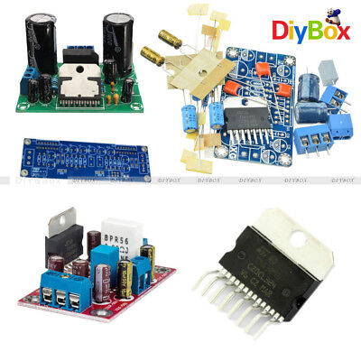 Tda7293 Stereo Amplifier Pcb Board Soldered Kit 85w85w Diy 100w 50wx2 Board Ic