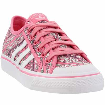 adidas Nizza Junior Sneakers Casual    - Pink - Girls