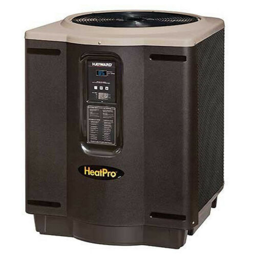 Hayward HeatPro In Ground Swimming Pool Heat Pump, 140,000 B