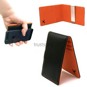 Slim Money Clip Wallet