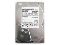 Massive Hitachi 2TB 3.5in SATA Hard drive
