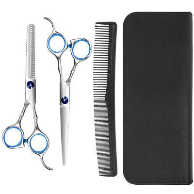 Profesional de peluquería adelgazamiento de cabello Corte Tijeras Set Peluquería