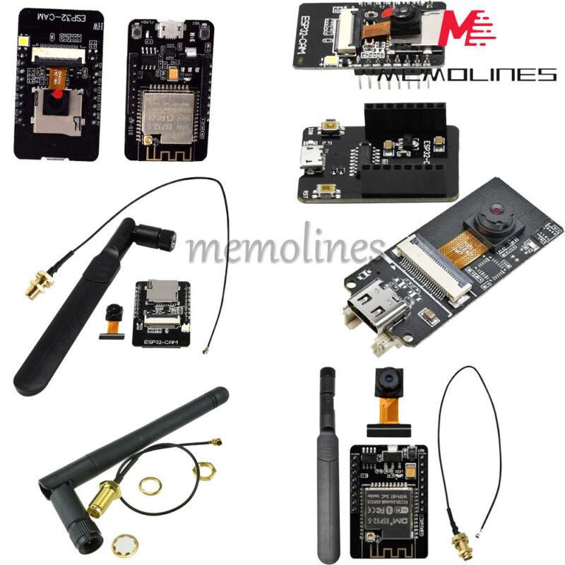Esp32-cam Wifi Bluetooth Development Board Ov2640 Camera Module Usb/ Type-c