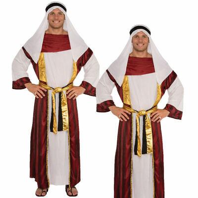 Herren Erwachsene Arabisch Prinz Aladdin Genie Kostüm Kostüm - Arabischen Prinzen Kostüme