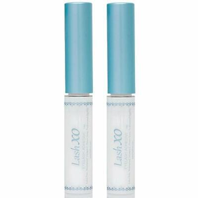 BEST EYELASH GLUE Lash Adhesives2 BOTTLESBest Value Brush On LATEX FREE,