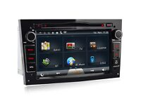 Vauxhall Opel Cars Factory Fit Model Full European Gps Map Aux/Bluetooth/Sd/ Full Hd