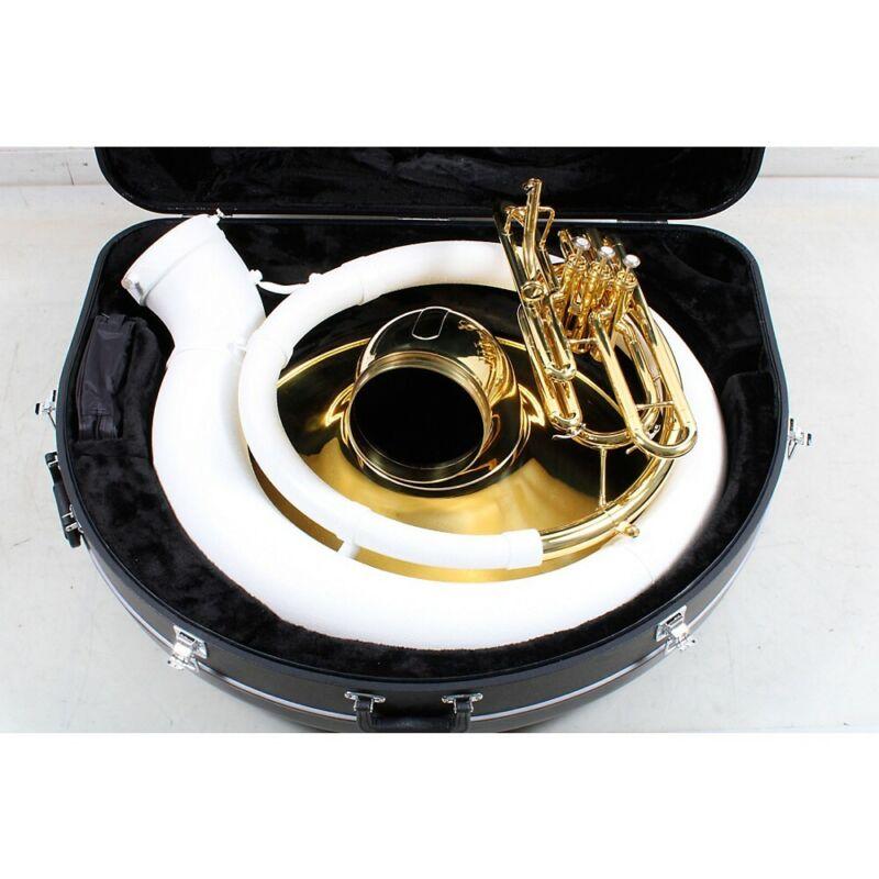 Jupiter JSP1010 Qualifier Fiberbrass BBb Sousaphone Lacquer 194744306273 OB