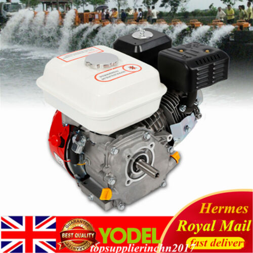 7.5 HP 4-Stroke Gasoline Engine Rotavator Pressure Washer Engine Single Cylinder