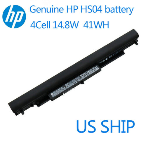 OEM Genuine HS04 HS03 Battery For HP 807956-001 807957-001 807612-421 807611-421