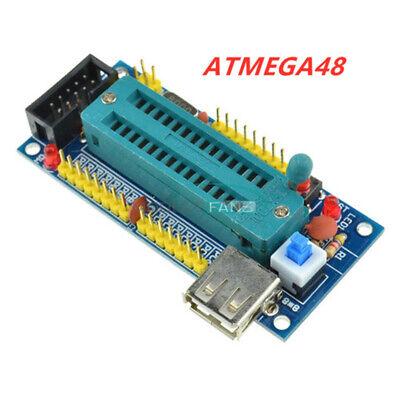 Atmega8 Atmega48 Atmega88 Development Board Avr Diy Kit No Chip