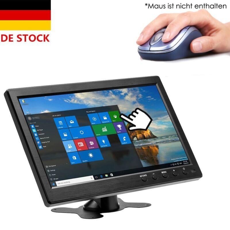 10.1 Zoll HD 1280*800 CCTV Display Bildschirm PC Auto Monitor AV/BNC/VGA/HDMI