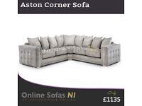 Living Room Large Corner Sofa