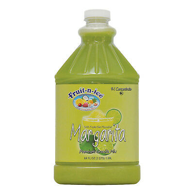 Fruit-n-ice - Granita Frozen Drink Mix Margarita 64oz