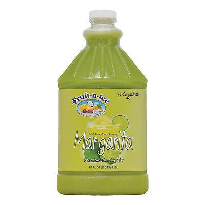 Fruit-n-ice - Granita Frozen Drink Mix Margarita 64oz