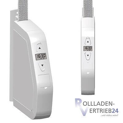 Superrollo GW240 elektrischer Rollladengurtwickler Aufputz mit Display SR10240