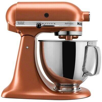 **Brand New* KitchenAid Artisan 5-qt. KSM150PSCE Stand Mixer - Copper Pearl