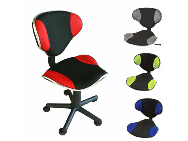 Drehstuhl Bürostuhl Genua, rot, blau, grau, grün, gelb