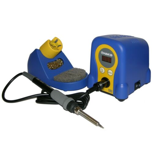 Hakko FX888D-23BY, Digital Solder Station, 70W/120VAC, Authentic Version