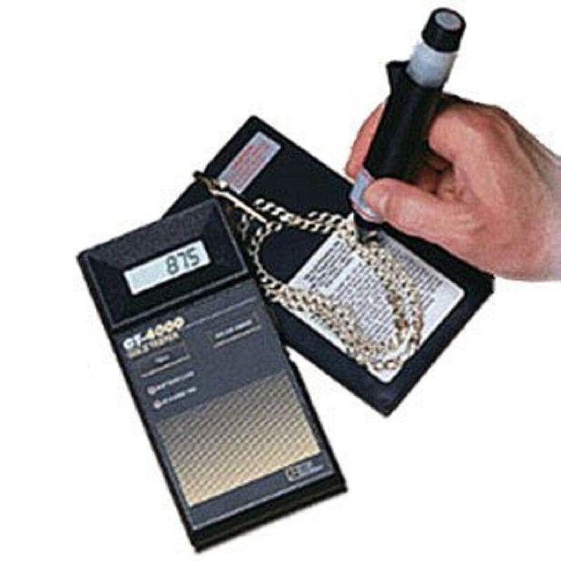 Tri Electronics GT-4000 Gold Tester 6-24K Detection