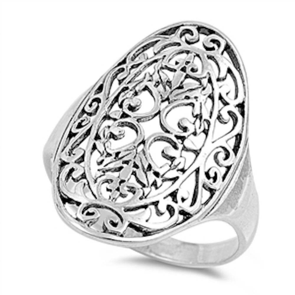 plain celtic 925 sterling silver ring sizes 5 10 ebay