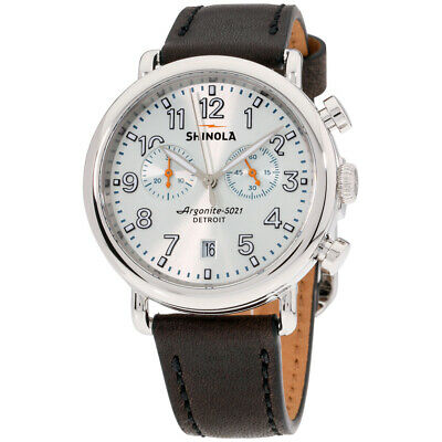 Shinola The Runwell Quartz Movement Blue Dial Men's Watch S0120141503