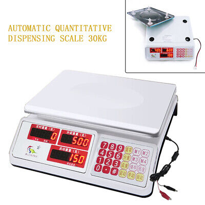 Automatic Quantitative Dispensing Scale Weight Controller Weighing Type Filler
